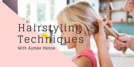 Children's Hairstyling Techniques tickets