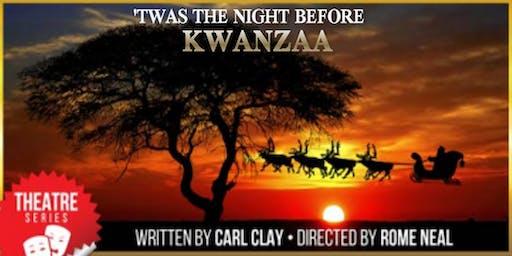 'Twas the Night Before Kwanzaa