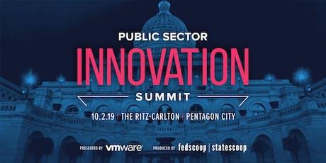 LIVESTREAM:  Public Sector Innovation Summit 2019 tickets