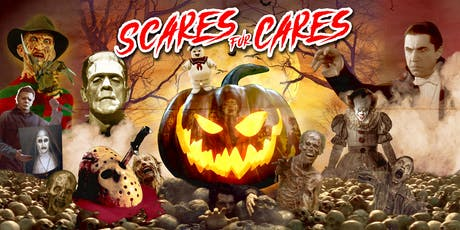 SCARES FOR CARES tickets