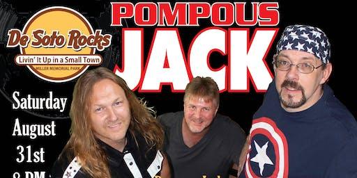 Pompous Jack Rocks De Soto Days 2019