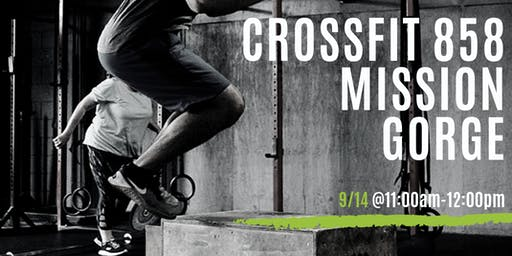 Free Virago F.I.T. Crossfit class hosted by CrossFit 858