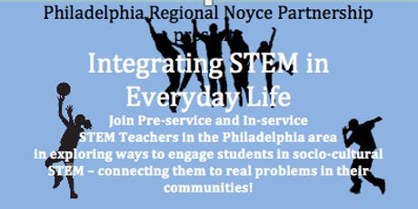 Integrating STEM in Everyday Life Conference Series Kick-off tickets