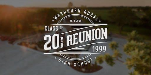 WRHS 20 Year Reunion