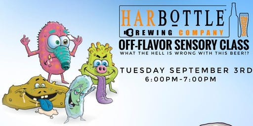 Beer Sensory Class with Harbottle