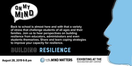 On My Mind: Building Resilience tickets