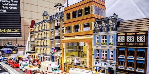 BrickUniverse New Orleans LEGO Fan Expo