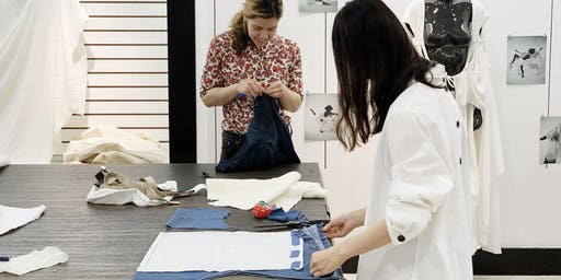 Community Studio: Refashioning Old Garments