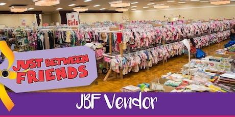 F19 JBF San Diego Vendor Application tickets