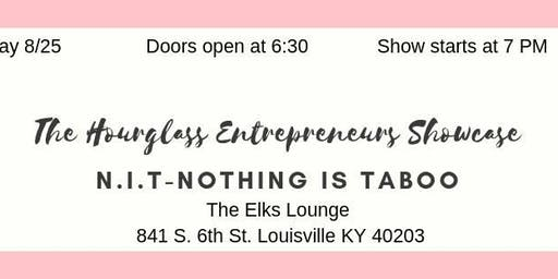 The Entrepreneurs Hourglass Showcase