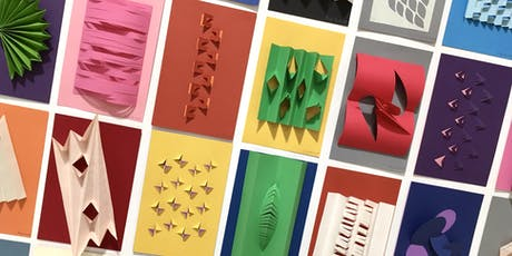 Paper Play: Techniques for Cutting and Sculpting Paper tickets