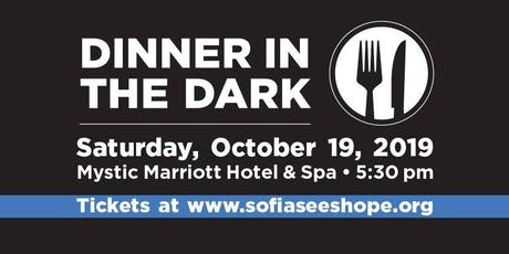 Dinner in the Dark 2019 tickets