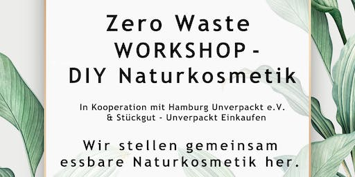 Zero Waste Workshop - DIY Kosmetik