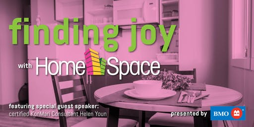 Finding Joy with HomeSpace