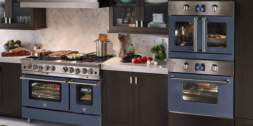 Cooking up Connections at Mountain High Appliance Louisville with Bluestar