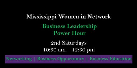 Business Leadership Power Hour tickets