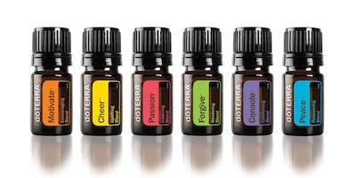 Essential Oils for Emotional Health