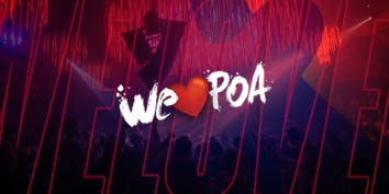 SUPER COMBO NTX: We Love POA + We Love Sunset's