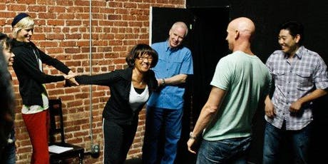 Sample Improv Class with Award-Winning Coach tickets