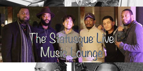 The Statusque Live Music Lounge tickets