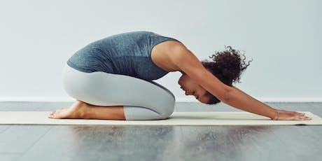 Yoga et musique - Harmonie des cinq sens  billets