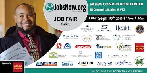 Salem Job Fair-JobsNow.org