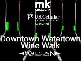 Downtown Watertown Wine Walk