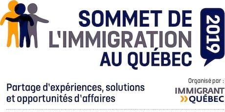 Sommet de l'immigration billets