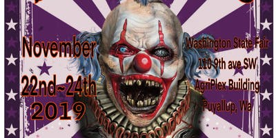 Iron Circus Tattoo Expo Halloween in November