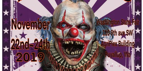 Iron Circus Tattoo Expo Halloween in November tickets