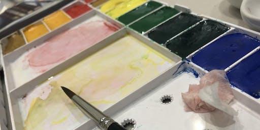 Oregon City Watercolor Workshop 1 - Open House