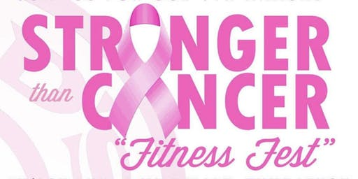 2019 Stronger Than Cancer Gold'sFit Competition