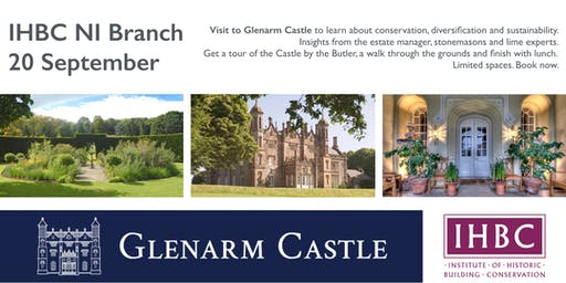 IHBC at Glenarm Castle