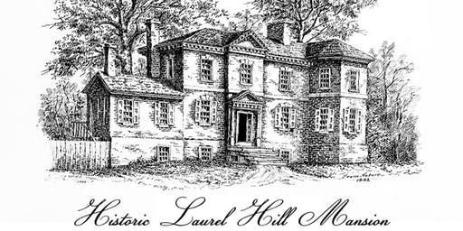 Wine Tasting at Historic Laurel Hill Mansion
