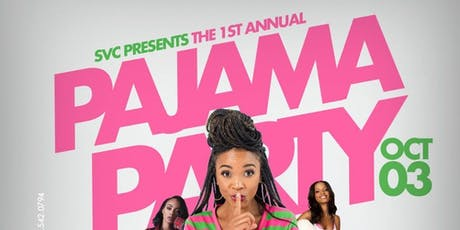Pajama Party tickets
