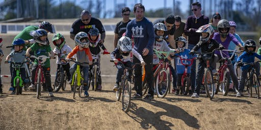 OPEN HOUSE (Group 1) – Napa BMX Racing League