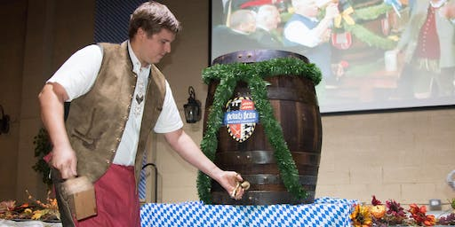 Schulz Bräu Brewing's 4th Annual Oktoberfest Opening Ceremony