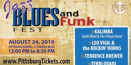 Jazz, Blues & Funk Fest!  tickets