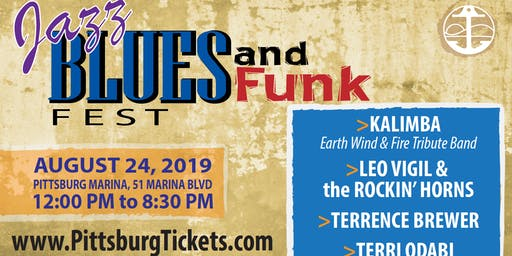 Jazz, Blues & Funk Fest!