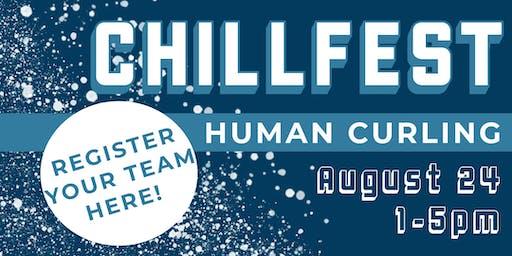 ChillFest: Human Curling Team Registration