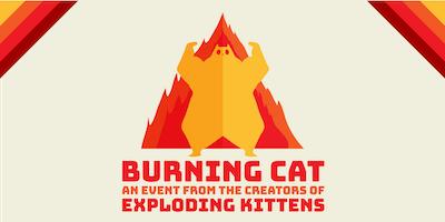 Burning Cat 2020