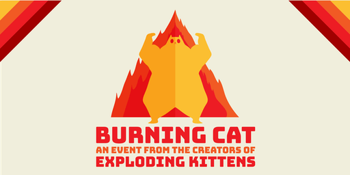Burning Cat 2020