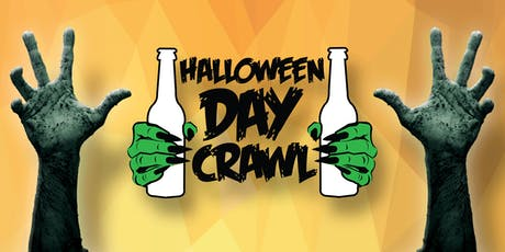 2019 Halloween DAY Crawl - Sat. Oct. 26th in River North - Chicago tickets