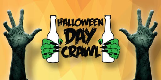 2019 Halloween DAY Crawl - Sat. Oct. 26th in River North - Chicago