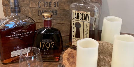Bourbon & Barrels -  A Men's Night Out tickets