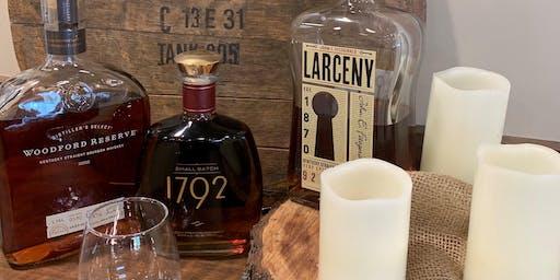 Bourbon & Barrels -  A Men's Night Out