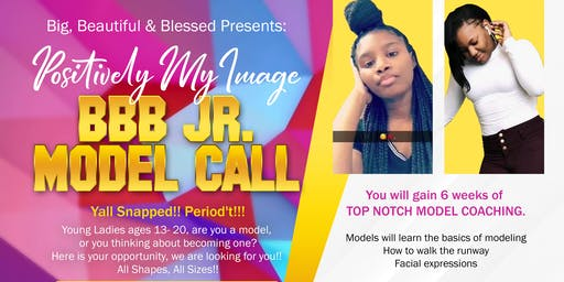 Model Call Young Ladies Ages  13 - 20