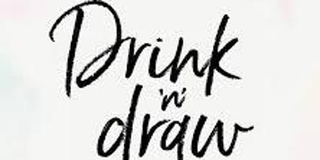 Drink and Draw tickets