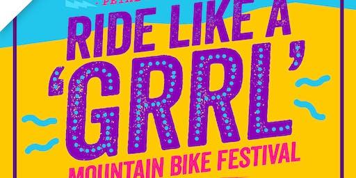Ride Like a Grrl MTB Festival