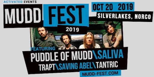 Mudd Fest- Silverlakes with Puddle of Mudd, Saliva, Trapt, Saving Abel and Tantric